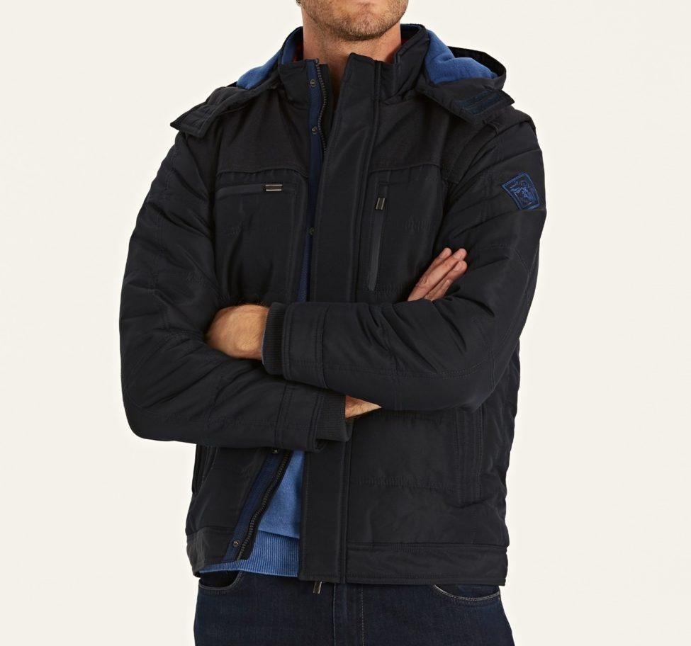 Soldes LC Waikiki Maroc Manteau pour homme 419Dhs au lieu de 699Dhs