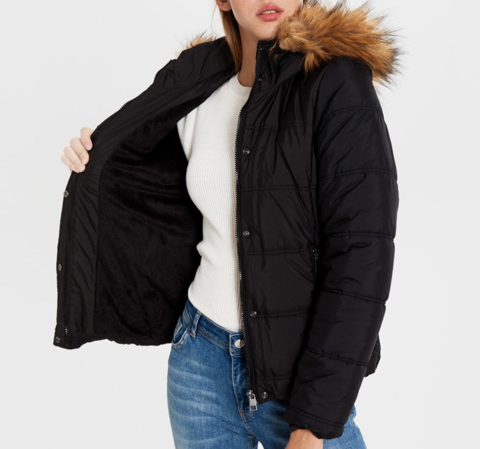Promo LC Waikiki Maroc Jacket pour femme 399Dhs au lieu de 579Dhs