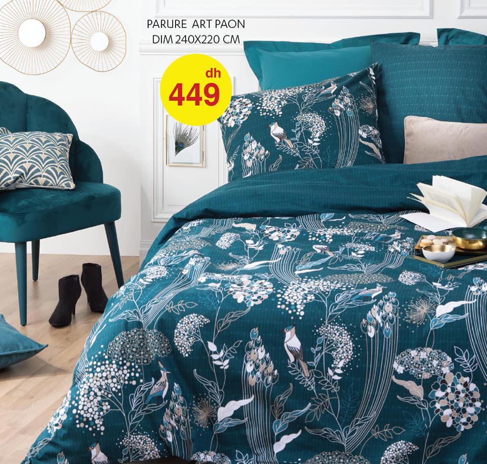Nouvelle Collection de parures de lit chez Alpha55