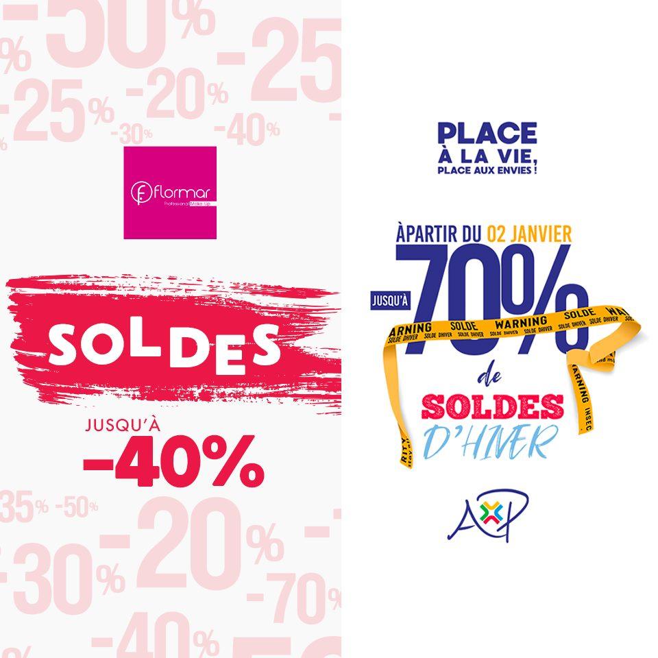 Soldes Flormar Maroc Magasin Anfaplace Mall Jusqu'à -40% de remise