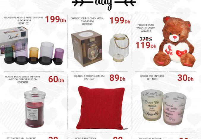 Photo of Flyer Yatout Home Valentine's Day Spéciale Idées Cadeaux