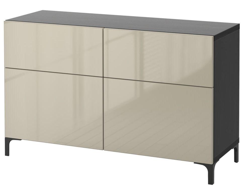 Soldes Ikea Maroc Combinaison rangement à portes/tiroirs BESTÅ 2598Dhs au lieu de 3250Dhs