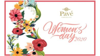 Catalogue Pavé Chocolats Spéciale Women's Day 2020