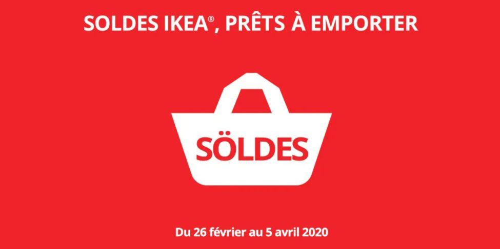 Soldes Ikea Maroc Prêt à emporter du 26 Février au 5 Avril 2020