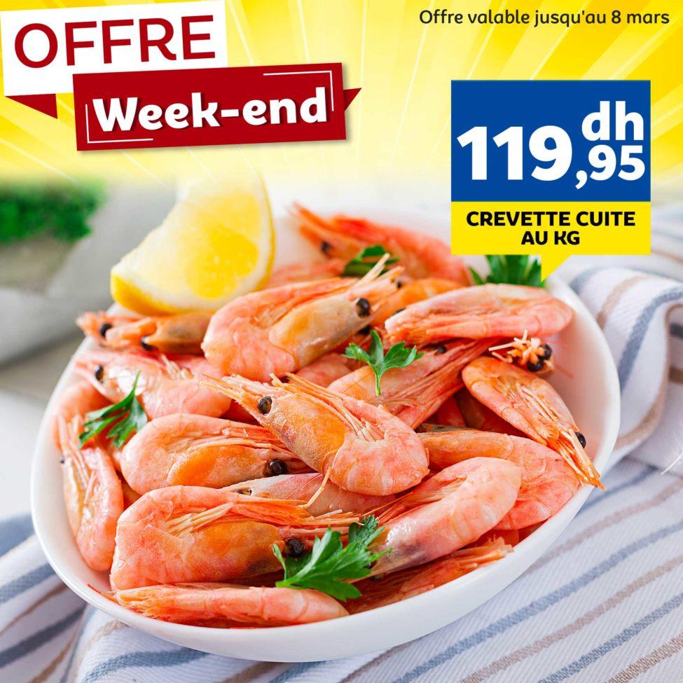 Offre Weekend chez Marjane Meilleurs produits marché aux meilleurs prix