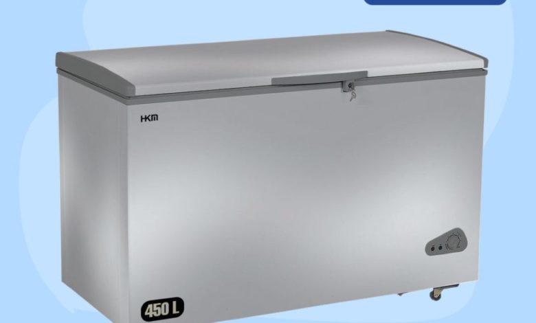 Photo of Alerte Liquidation Electro Bousfiha Congélateur HKM 440L 3590Dhs au lieu de 4299Dhs