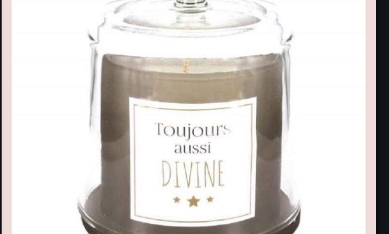 Photo of Offre LACASA Bougie parfumée avec cloche 4ass à partir de 99Dhs