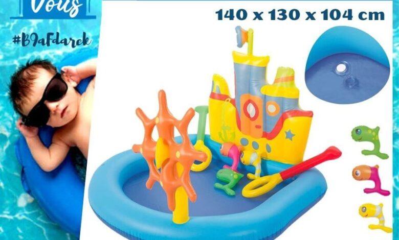 Photo of Offre Spéciale chez King Jouet Maroc Air de jeux gonflables à partir de 349Dhs
