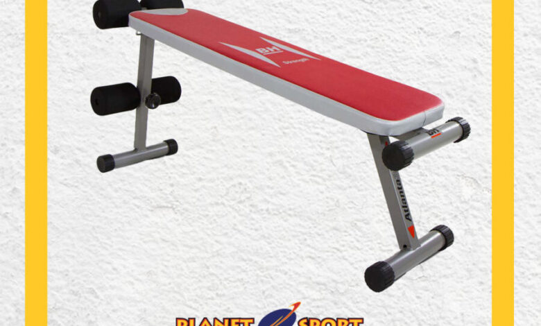 Photo of Offre Stay at Home chez Planet Sport Banc plat Atlanta300 BH à 1190Dhs