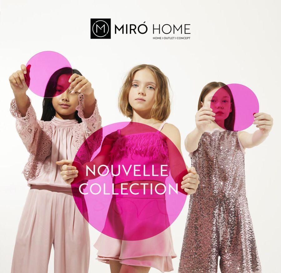 Offre de l'3ide chez Miro Home Nouvelle Collection pour Fille de 8 à 16 ans