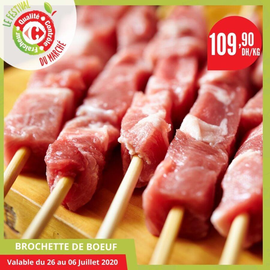 Offres Carrefour Market Maroc valables du 26 Juin au 06 Juillet 2020