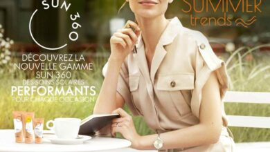 Catalogue Oriflame Maroc Follow Summer Trends à partir de Juillet 2020