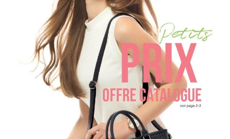 Photo of Catalogue Sophie Paris Maroc édition 102 Petits Prix Juin 2020
