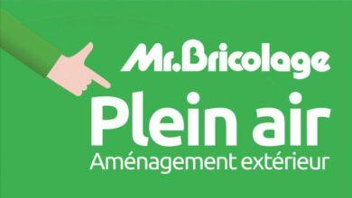 Catalogue Mr Bricolage Plein air Aménagement extérieur Jusqu'au 31 Juillet 2020