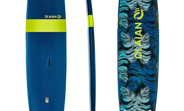 Photo of Soldes Decathlon Planche De Surf En Mousse OLAIAN 1799Dhs au lieu de 2199Dhs
