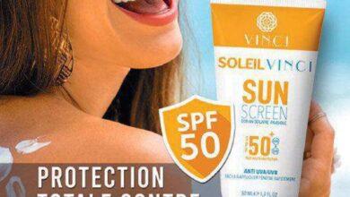 Catalogue Vinci Maroc Protection Total contre le soleil Juillet 2020