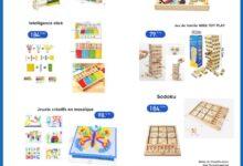 Flyer Izy Shop divers produits pour les Jeux & éducations