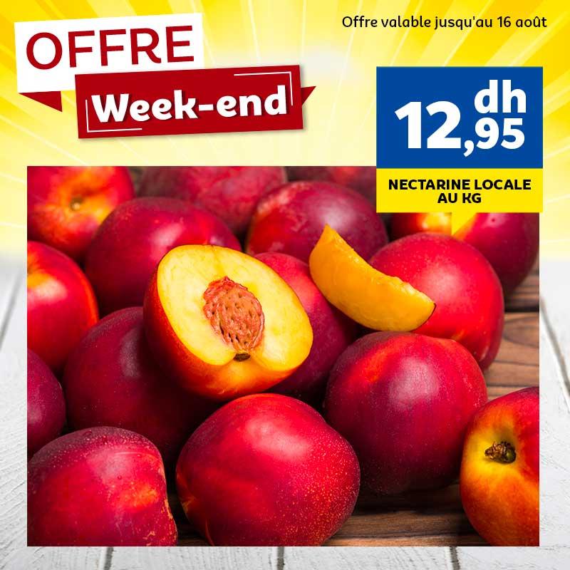 Offre Week-end chez Marjane Super Promo du Weekend Jusqu'au 16 Août 2020