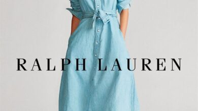 Photo de Lookbook Ralph Lauren Dresses Collection du 3 Septembre au 2 Novembre 2020