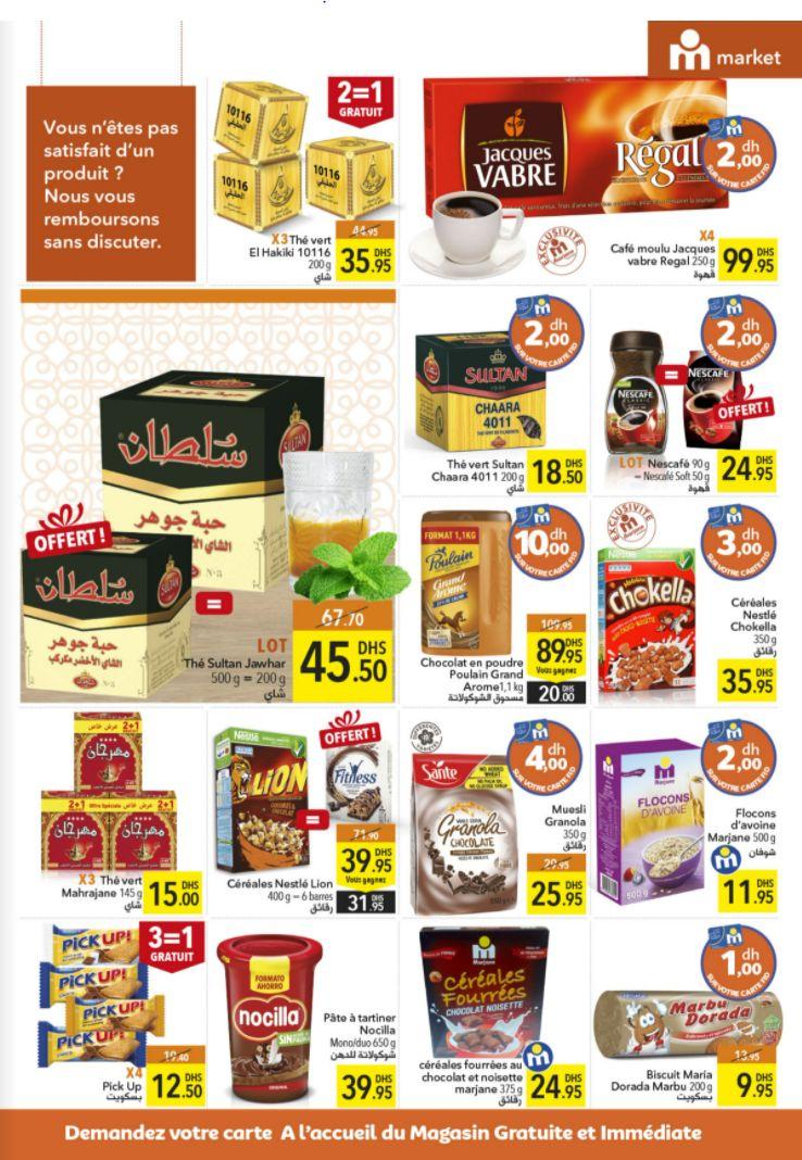 Catalogue Marjane Market L'MAX D'LFLOOS du 24 Septembre au 11 Octobre 2020