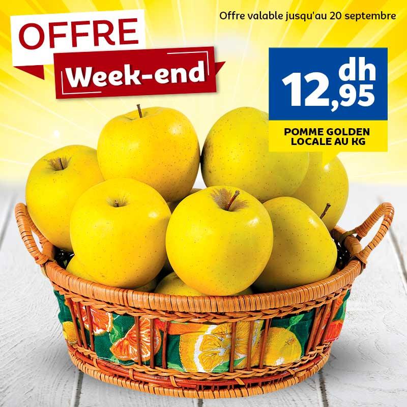 Offre Week-end chez Marjane Valable Jusqu'au 20 Septembre 2020