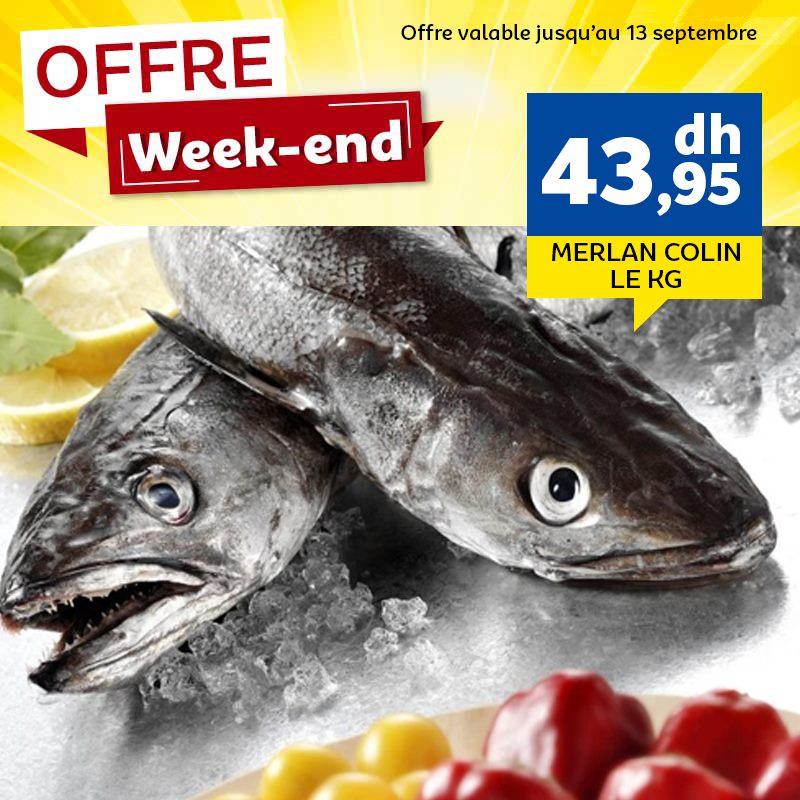 Offres Week-end chez Marjane Valable jusqu'au 13 Septembre 2020