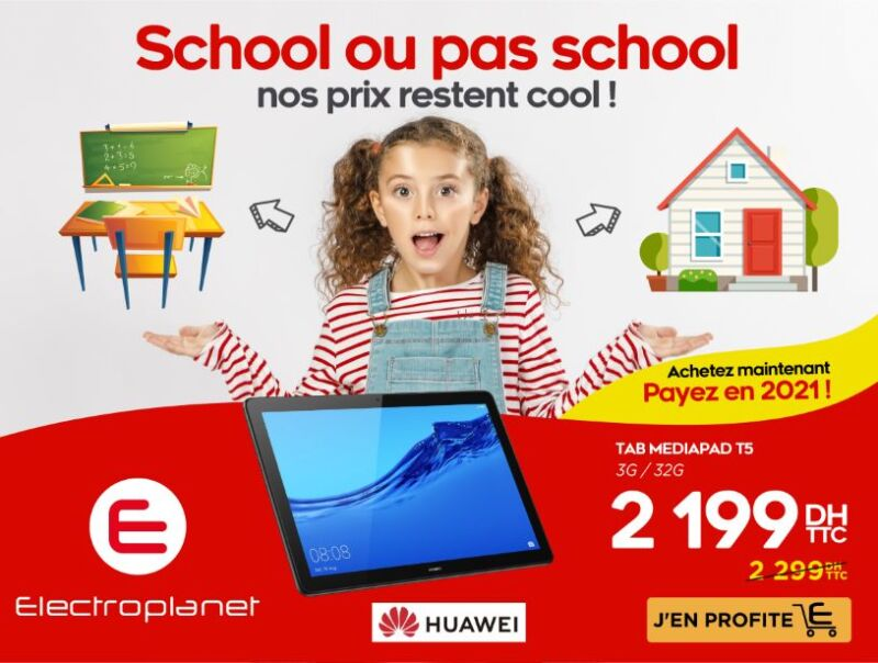 Catalogue Electroplanet Spécial Back to School 2020
