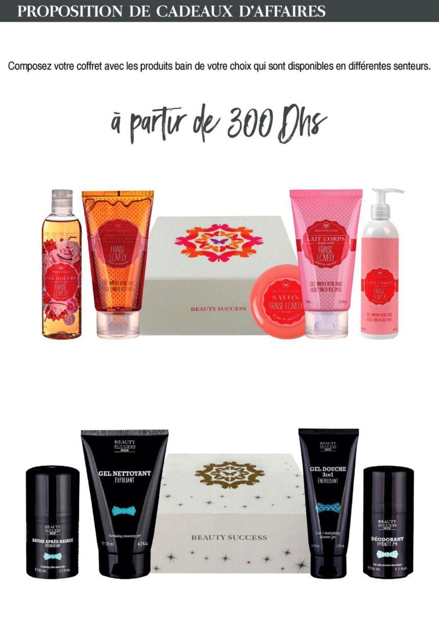 Catalogue Beauty Success Maroc Valable du 23 Octobre 2020 au 13 Janvier 2021