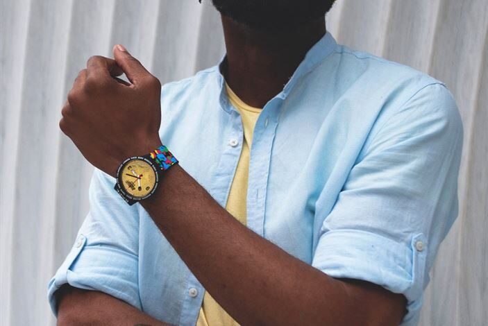 Lookbook Swatch Men's - New In Valable du 27 Octobre 2020 au 19 Novembre 2020