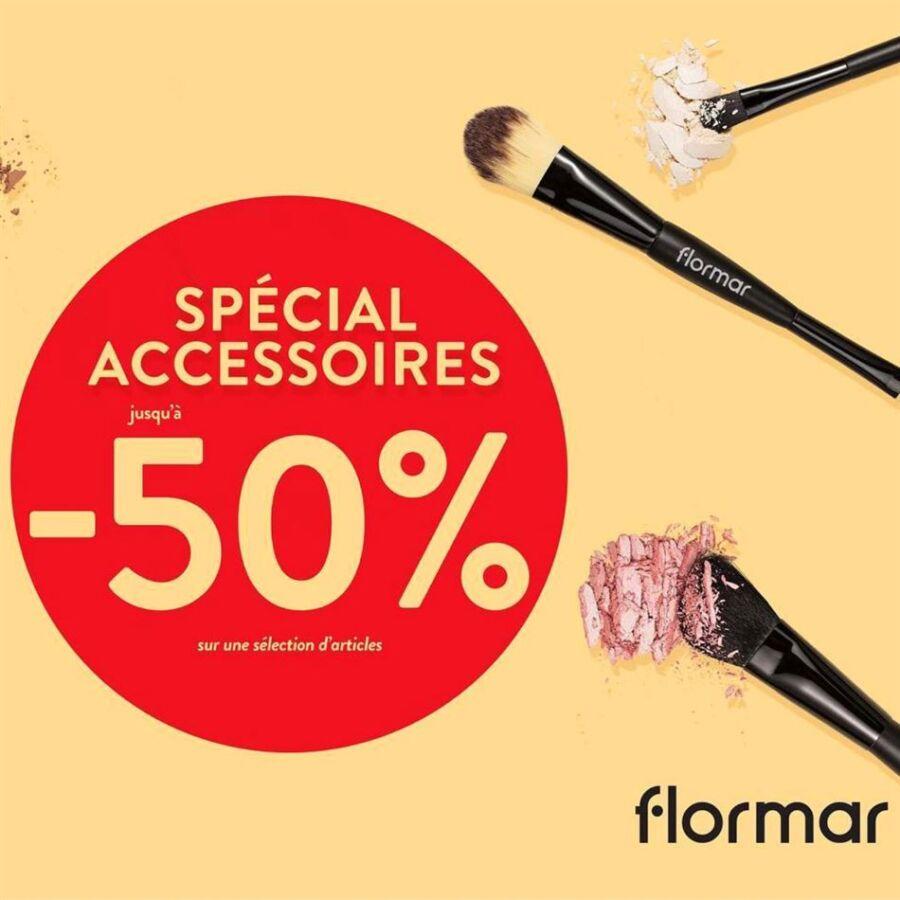 Offres Promotionnel Flormar Maroc Valable du 11 au 18 Octobre 2020