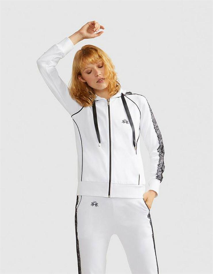 Lookbook La Martina Sweatshirts Femme Valable du 13 Octobre au 13 Décembre 2020
