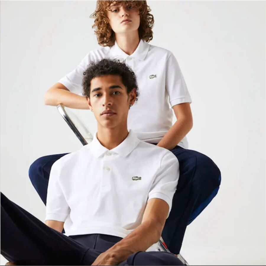 Lookbook LACOSTE Collection Unisexe Valable du 19 Octobre au 21 Décembre 2020