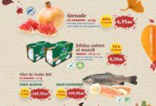 Catalogue Les Domaines Agricoles Les meilleures offres pour votre santé du 15 au 31 Octobre 2020