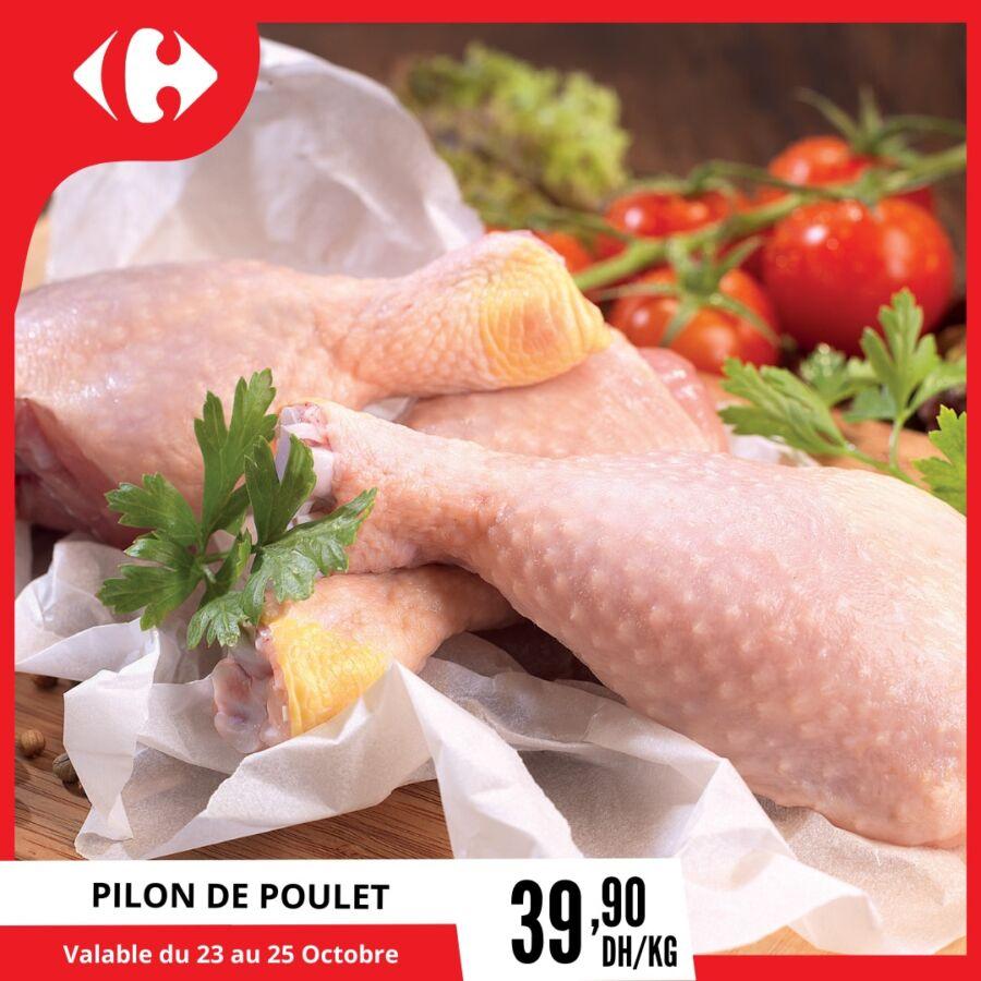 Offre du Week end chez Carrefour Market Jusqu'au 25 Octobre 2020