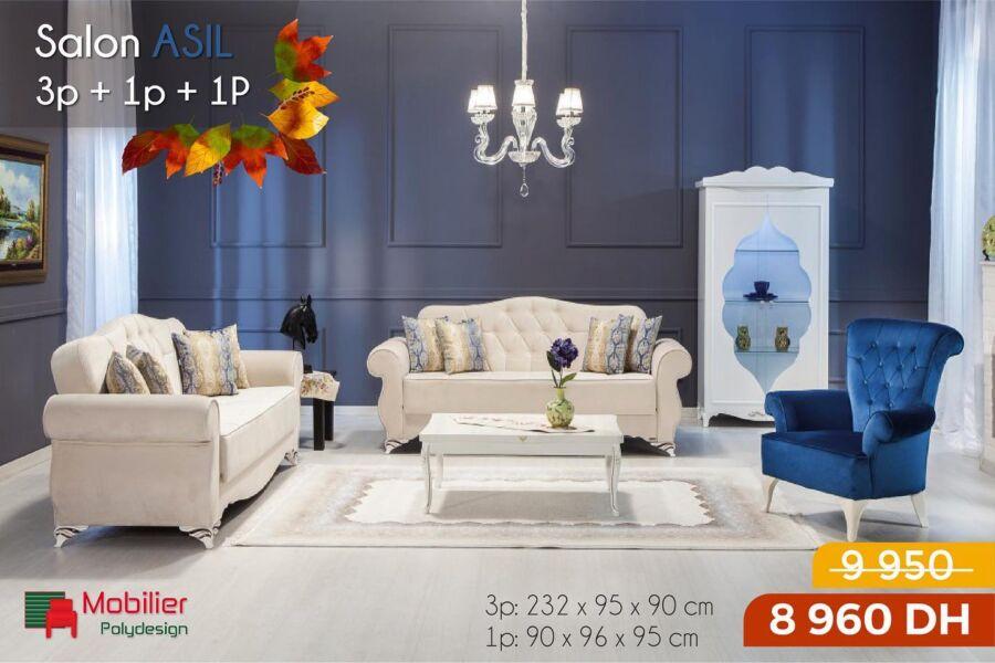 Promotions d'automne chez Mobilier Polydesign Spéciales Salons