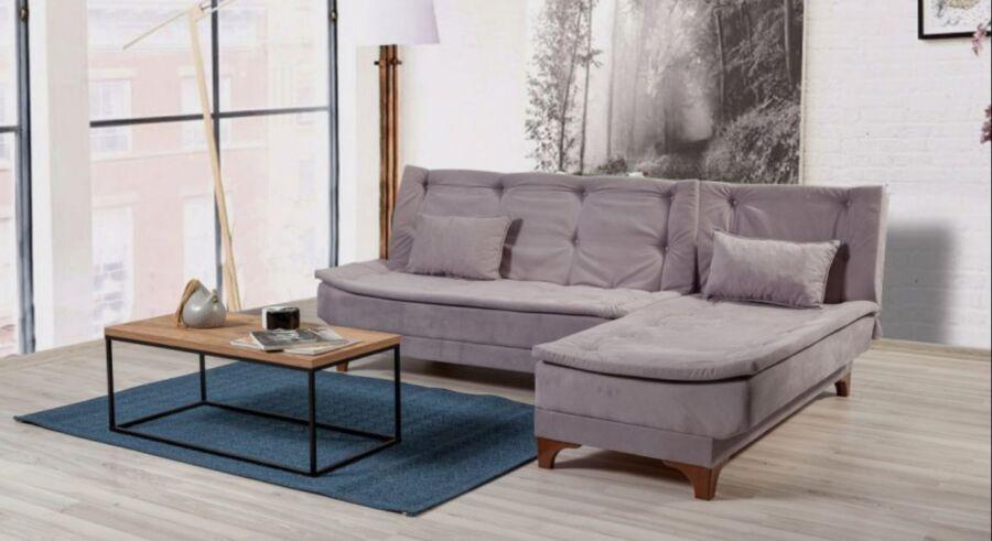 Promo Azura Home Canapé d'angle Papillon 5352Dhs au lieu de 6690Dhs