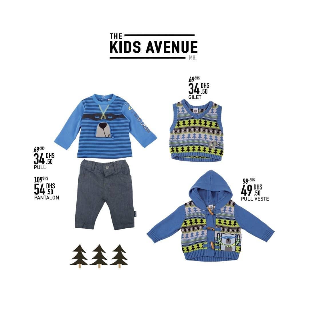 Promo Spécial Kids Avenue chez Miro Home sur la collection Bébé de 3mois à 2ans