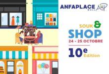 Souk and Shop chez Anfaplace MALL le 24 et 25 Octobre 2020