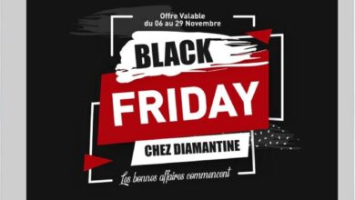 Catalogue Black Friday de Diamantine du 16 au 29 Novembre 2020