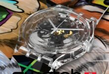 Lookbook Swatch Urban Collection Valable du 23 Novembre 2020 au 11 Janvier 2021