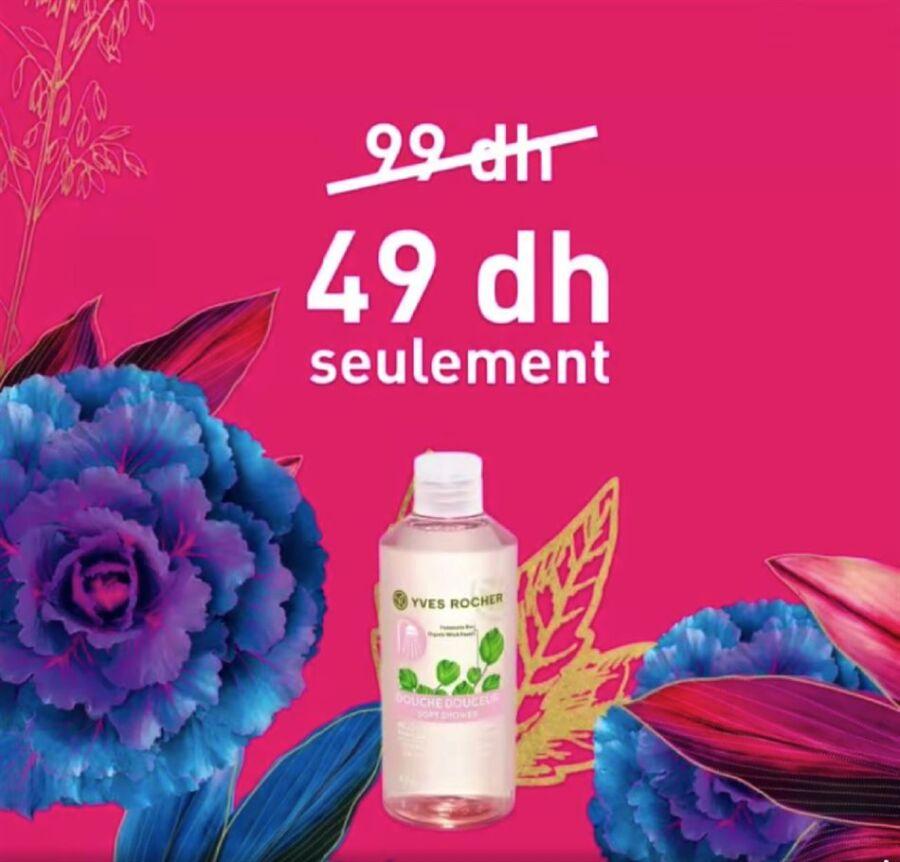 Black Friday Yves Rocher Maroc Jusqu'à -50% off Aujourd'hui Seulement