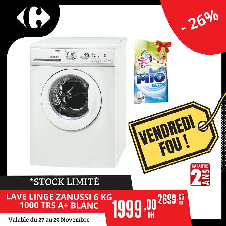 Offres spéciales chez BLACK FRIDAY Carrefour Maroc jusqu'au 29 novembre 2020