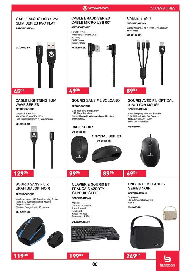 Catalogue Bestmark Spécial Offre des Produits 2021