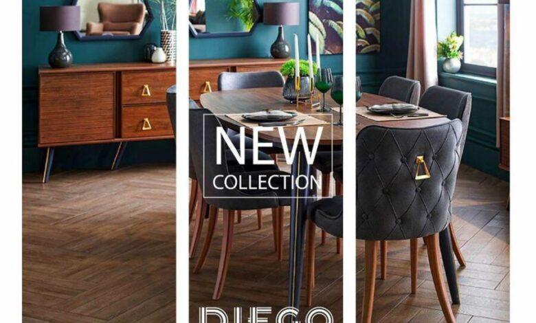 New Collection DIEGO Istikbal Maroc du 15 Décembre au 14 Janvier 2021
