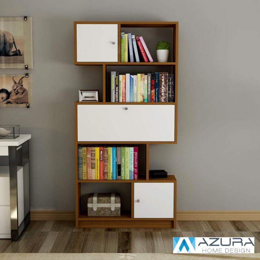 Soldes Azura Home Bibliothèque TUTKU 990Dhs au lieu de 1490Dhs