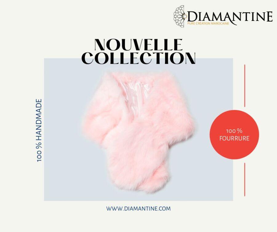 Nouvelle collection de Capes & ponchos chez DIAMANTINE 100% HANDMADE