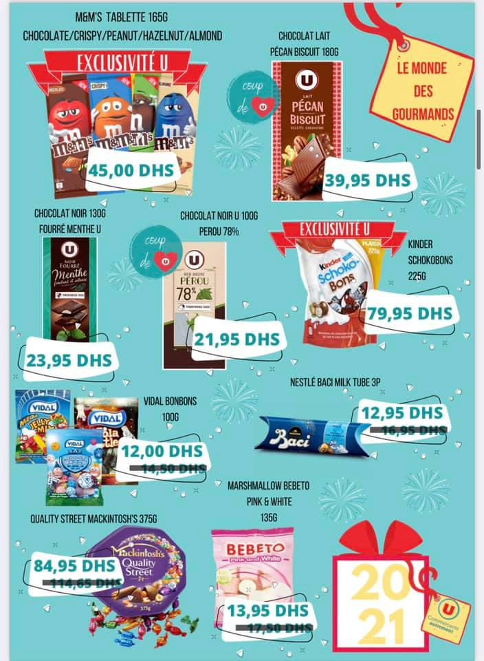 Catalogue Uexpress Maroc Valable Jusqu'au 3 janvier 2021