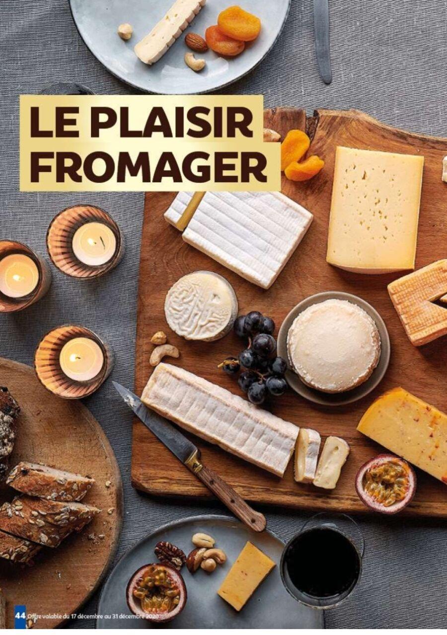 Catalogue Marjane Table des fêtes à prix Marjane Jusqu'au 30 Décembre 2020