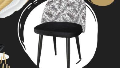 Soldes Aswak Assalam Chaise au style tropical 699Dhs au lieu de 799Dhs