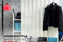 Soldes Ikea Maroc Paravent blanc SAMMANKOPPLA 549Dhs au lieu de 799Dhs